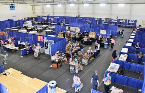 Hold your tradeshow at the MEC.